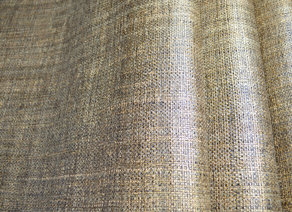 antique gold raffia wallcoverings