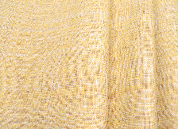 yellow raffia wallpaper