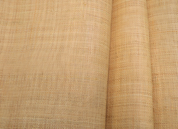 natural raffia wallpaper