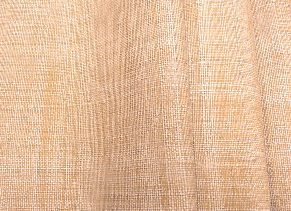 saddle tan raffia wallpaper