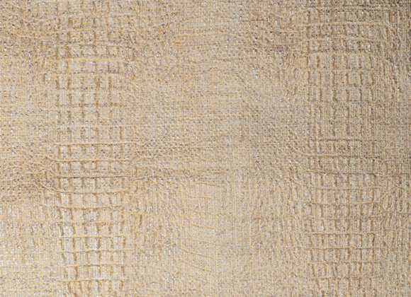 hornback embossed raffia wallpaper