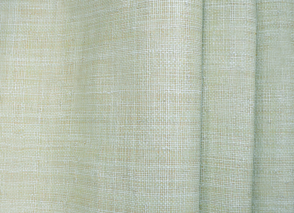 green raffia wallpaper