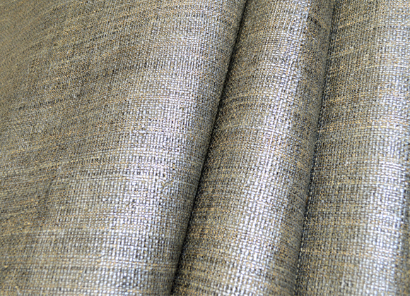 metallic raffia wallcoverings
