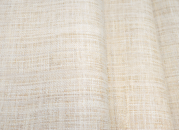 white raffia wallpaper